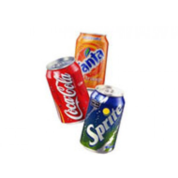 Soft Drinks - Can (0 - 140 cals)