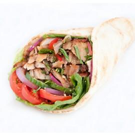 Chicken Shawarma (427 - 518 cals)