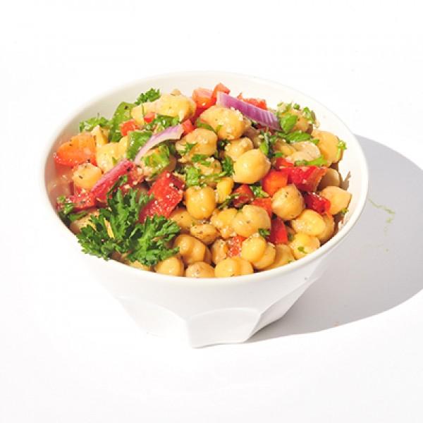 Chickpeas Salad - MEDIUM (361 cals)