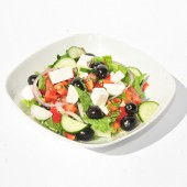 Greek salad - LARGE (126 cals)