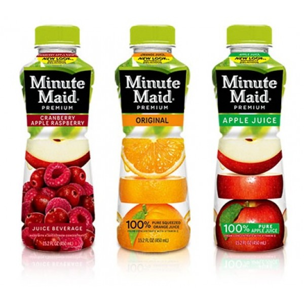Minute Maid - 473 ml (200 - 230 cals)